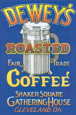 Deweys Coffee Cafe